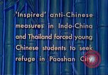 Image of Chinese students Paoshan China, 1941, second 15 stock footage video 65675060842