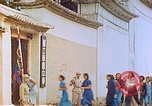 Image of Chinese students Paoshan China, 1941, second 20 stock footage video 65675060842