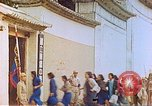 Image of Chinese students Paoshan China, 1941, second 21 stock footage video 65675060842