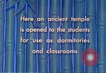 Image of Chinese students Paoshan China, 1941, second 55 stock footage video 65675060842