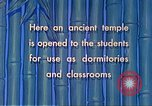 Image of Chinese students Paoshan China, 1941, second 60 stock footage video 65675060842