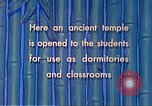 Image of Chinese students Paoshan China, 1941, second 62 stock footage video 65675060842