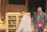 Image of Doctor Yao and Rockefeller Institute malaria control in China during W Mengshih China, 1941, second 32 stock footage video 65675060847