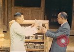 Image of Doctor Yao and Rockefeller Institute malaria control in China during W Mengshih China, 1941, second 36 stock footage video 65675060847