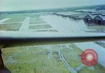 Image of Atsugi Airfield at end of World War 2 Atsugi Japan, 1945, second 28 stock footage video 65675060855