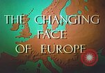 Image of Tourism in Europe after World War 2 Europe, 1950, second 13 stock footage video 65675060859
