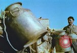 Image of Farmers using animals for transportation Europe, 1950, second 26 stock footage video 65675060860