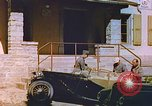 Image of Motor vehicles at border crossings Europe, 1950, second 1 stock footage video 65675060863