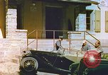 Image of Motor vehicles at border crossings Europe, 1950, second 2 stock footage video 65675060863