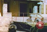 Image of Motor vehicles at border crossings Europe, 1950, second 3 stock footage video 65675060863