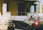 Image of Motor vehicles at border crossings Europe, 1950, second 4 stock footage video 65675060863