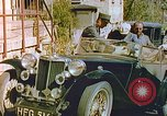 Image of Motor vehicles at border crossings Europe, 1950, second 5 stock footage video 65675060863