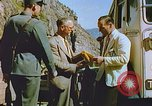 Image of Motor vehicles at border crossings Europe, 1950, second 9 stock footage video 65675060863