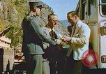 Image of Motor vehicles at border crossings Europe, 1950, second 10 stock footage video 65675060863