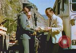 Image of Motor vehicles at border crossings Europe, 1950, second 11 stock footage video 65675060863