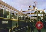 Image of Motor vehicles at border crossings Europe, 1950, second 43 stock footage video 65675060863