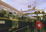 Image of Motor vehicles at border crossings Europe, 1950, second 44 stock footage video 65675060863