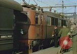 Image of Motor vehicles at border crossings Europe, 1950, second 58 stock footage video 65675060863