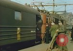 Image of Motor vehicles at border crossings Europe, 1950, second 59 stock footage video 65675060863
