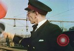 Image of Motor vehicles at border crossings Europe, 1950, second 61 stock footage video 65675060863