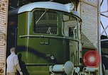 Image of New locomotive in Swiss factory Europe, 1952, second 3 stock footage video 65675060865