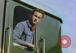 Image of New locomotive in Swiss factory Europe, 1952, second 7 stock footage video 65675060865