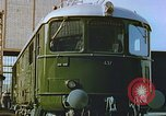 Image of New locomotive in Swiss factory Europe, 1952, second 12 stock footage video 65675060865