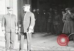 Image of Admiral William S  Benson France, 1918, second 19 stock footage video 65675060898