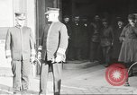 Image of Admiral William S  Benson France, 1918, second 20 stock footage video 65675060898