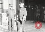 Image of Admiral William S  Benson France, 1918, second 21 stock footage video 65675060898