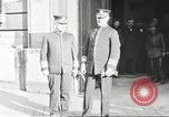 Image of Admiral William S  Benson France, 1918, second 24 stock footage video 65675060898