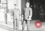 Image of Admiral William S  Benson France, 1918, second 25 stock footage video 65675060898