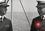 Image of Admiral William S  Benson France, 1918, second 33 stock footage video 65675060898