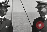 Image of Admiral William S  Benson France, 1918, second 34 stock footage video 65675060898