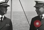 Image of Admiral William S  Benson France, 1918, second 35 stock footage video 65675060898