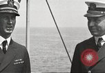 Image of Admiral William S  Benson France, 1918, second 36 stock footage video 65675060898