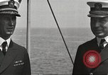 Image of Admiral William S  Benson France, 1918, second 37 stock footage video 65675060898