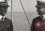 Image of Admiral William S  Benson France, 1918, second 38 stock footage video 65675060898