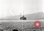 Image of United States battleship Pacific Ocean, 1921, second 59 stock footage video 65675060906