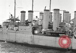 Image of US Destroyers Pacific Ocean, 1921, second 7 stock footage video 65675060907