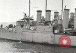 Image of US Destroyers Pacific Ocean, 1921, second 8 stock footage video 65675060907