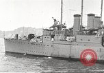 Image of US Destroyers Pacific Ocean, 1921, second 9 stock footage video 65675060907
