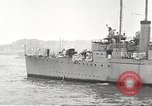 Image of US Destroyers Pacific Ocean, 1921, second 10 stock footage video 65675060907