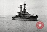Image of US Battleships Firth of Forth, 1918, second 39 stock footage video 65675060908