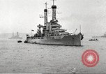 Image of US Battleships Firth of Forth, 1918, second 50 stock footage video 65675060908