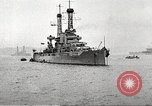 Image of US Battleships Firth of Forth, 1918, second 51 stock footage video 65675060908
