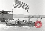 Image of several U.S. battleships and destroyers Atlantic Ocean, 1920, second 40 stock footage video 65675060913