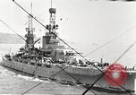 Image of battleships United States USA, 1921, second 21 stock footage video 65675060915