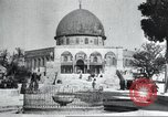 Image of British troops Palestine, 1917, second 29 stock footage video 65675060924