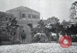 Image of British troops Palestine, 1917, second 35 stock footage video 65675060924